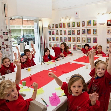 Atelier La petite académie 1J - 4/14 ans -Lyon 6è