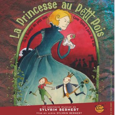 Atelier La Princesse au petit pois -Théâtre Lepic - Paris 18è