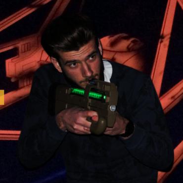 Atelier Laser game
