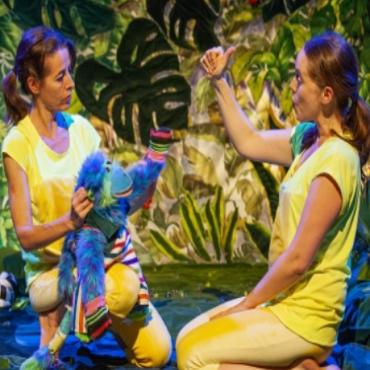Atelier Lave l'îlot - Théâtre essaïon - Paris 4è