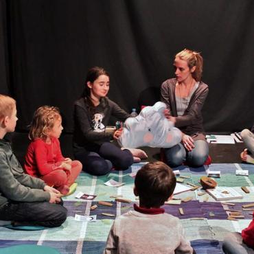Atelier Les ateliers magiques de Marie - 5/12 ans