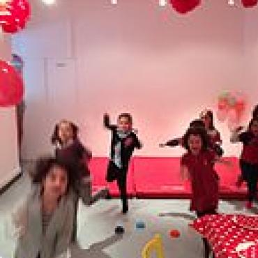 Atelier Les petites graines anniversaire - 3/11 ans