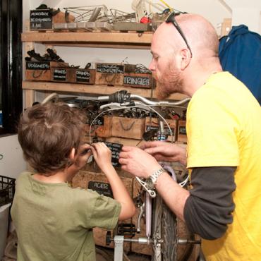 Atelier Les petites mains dans le cambouis - 67