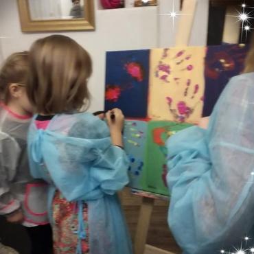 Atelier Les petits artistes - Nancy