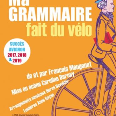 Atelier Ma grammaire fait du vélo - Théâtre essaïon - Paris 4è
