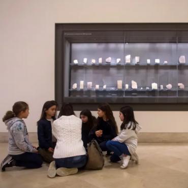 """Atelier """"Mission Mésopotamie"""" au Louvre - 7/12 ans - Paris 1er"""