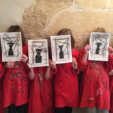 Atelier Modelage et peinture 3h - 4/14 ans - Paris 17e