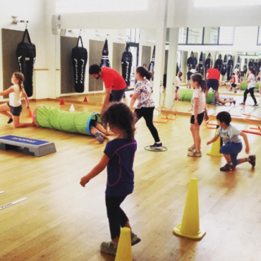 Atelier Multi sports 3hX5j - 3/6 ans - Paris 12è