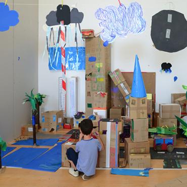 Atelier Musée d'art contemporain - 4/12 ans - Lyon 6è
