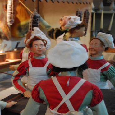 Atelier Musée des automates - Lyon  5è