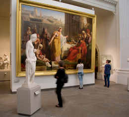 Atelier Musée des Beaux Arts - Lyon 1er