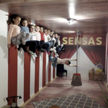 Atelier Parcours sensoriel SENSAS - Marseille