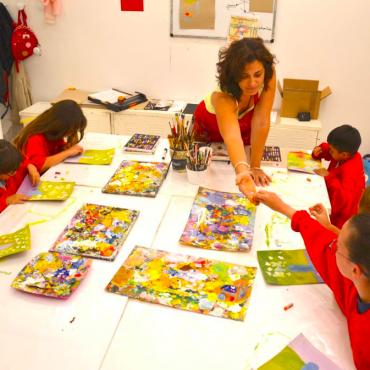 Atelier Peinture et modelage 1j - Castelnau 34