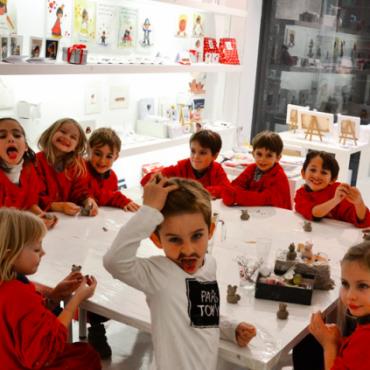 Atelier Peinture et modelage 1j - Montpellier