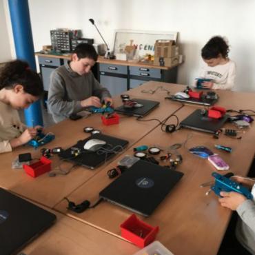 Atelier Programme un robot de course! - 6/14 ans - Paris 13è