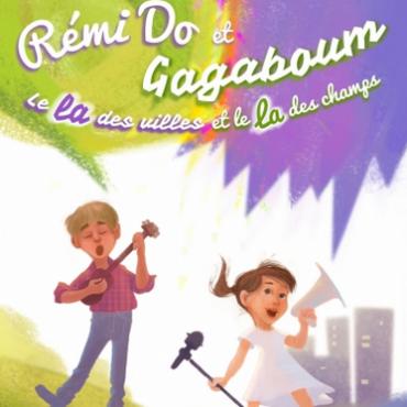 Atelier Rémi Do et Gagaboum - Théâtre essaïon - Paris 4è