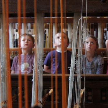 Atelier Séance de tissage - Lyon 4è