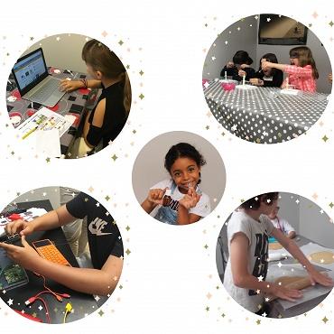 Atelier Stage 3D, Sciences et Cuisine 7/10ans - 5j - Paris 19è