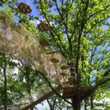 Atelier Stage accrobranche - 1 jours- 6/17 ans - Rueil Malmaison 92