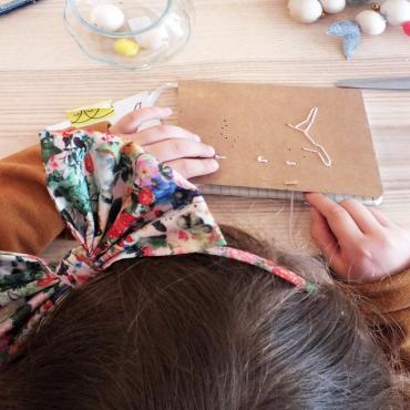 Atelier Stage créatif 3/6 ans - Montpellier