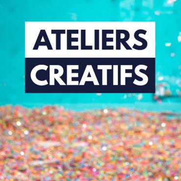 Atelier Stage créatif 7/12 ans - Montpellier