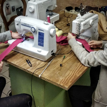 Atelier Stage de Couture: Réalisation libre-44