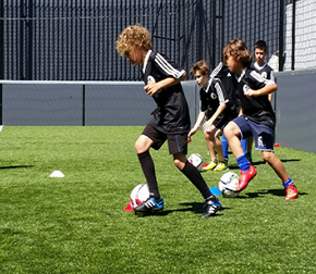Atelier Stage Foot 6/16 ans 3h - Bezons 95