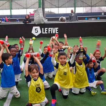 Atelier Stage Foot 7/16 ans - Bezons 95