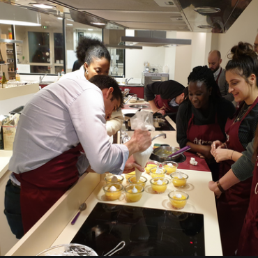 Atelier Stage gourmand 8/14 ans 2h- Issy les Moulineaux 92