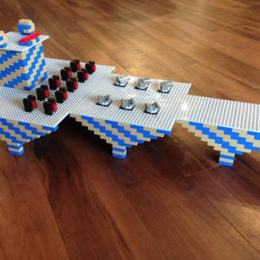 Atelier Stage LEGO® 5/12 ans- Star wars/ ninjago - Paris 3è