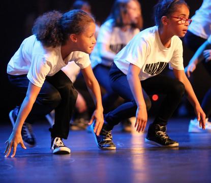 Abonnement annuel Hip Hop Ados pour les 10-14 ans - Paris 12è
