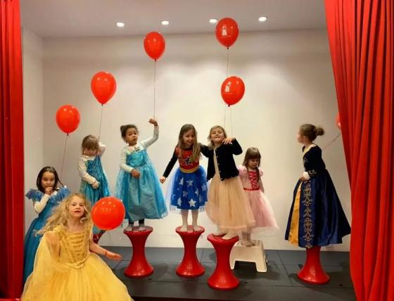 Abonnement trimestriel Cours de Théâtre 4-6 ans - Paris 12è