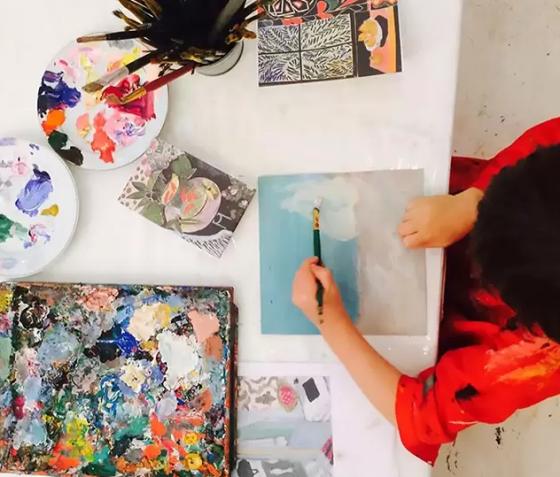 Abonnement trimestriel de cours de Dessin / Peinture / Sculpture 10-13 ans - Paris 12è