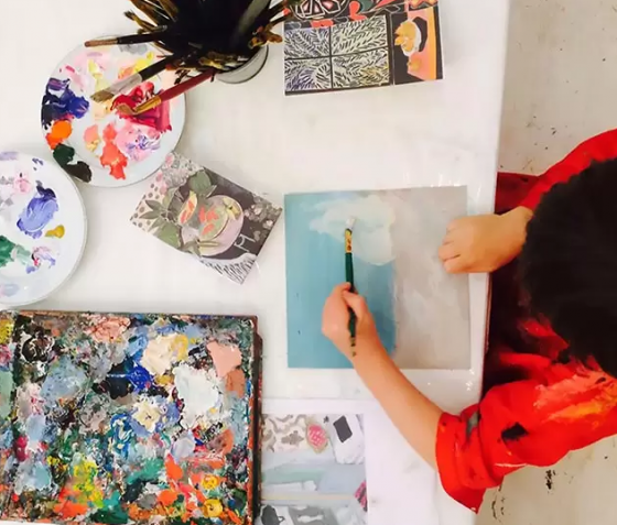 Abonnement trimestriel de cours de Dessin / Peinture / Sculpture 4-6 ans - Paris 12è