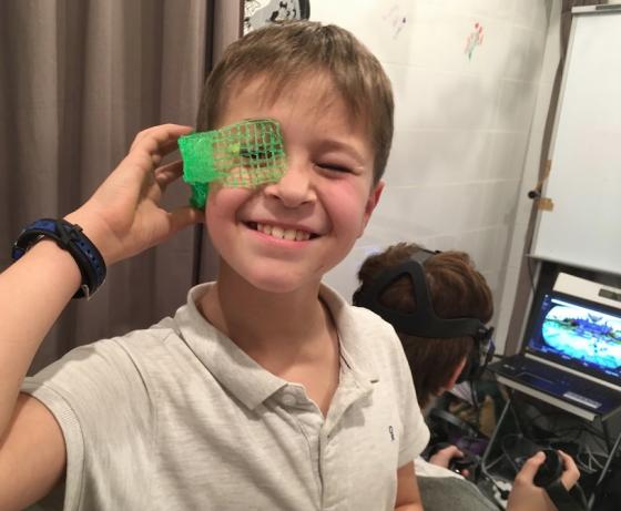 Anniversaire 3D - 6/15 ans - à domicile