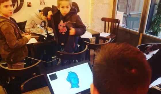 Anniversaire 3D semaine - 6/15 ans - Paris 15è