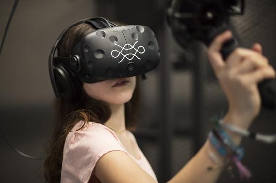 Anniversaire casques virtuels - 7/15 ans - Paris 2è