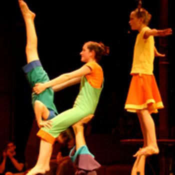 Anniversaire Cirque - 7/12 ans - Paris 14è