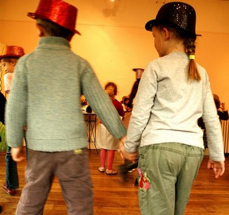 Anniversaire cirque au jardin d'acclimatation - 4/10 ans - Paris 16è