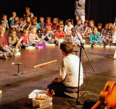 Anniversaire conte musical - 3/5 ans