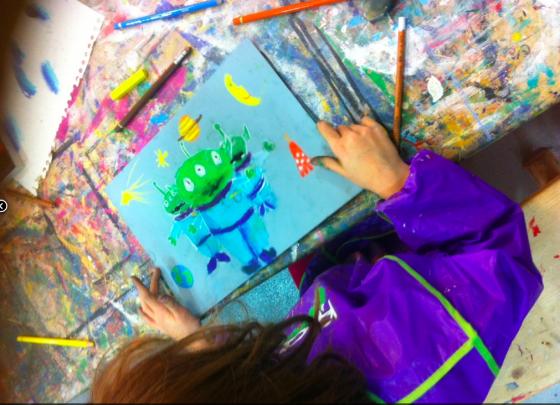 Anniversaire Créatif à la maison - 4/12 ans