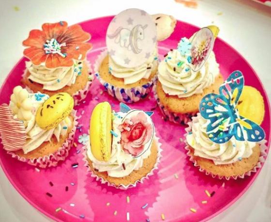 Anniversaire cupcakes- 7/14 ans - Paris 17è