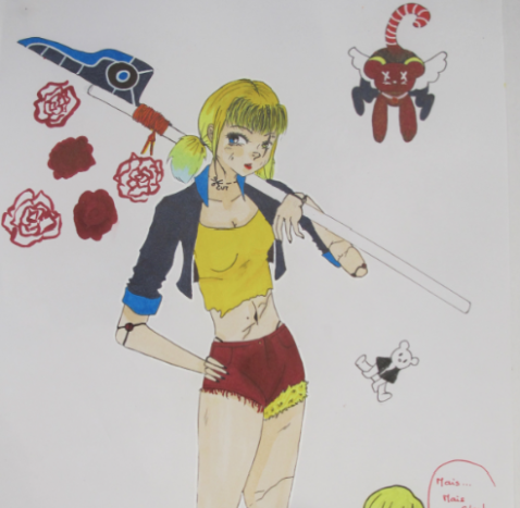 Anniversaire manga - 7/14 ans