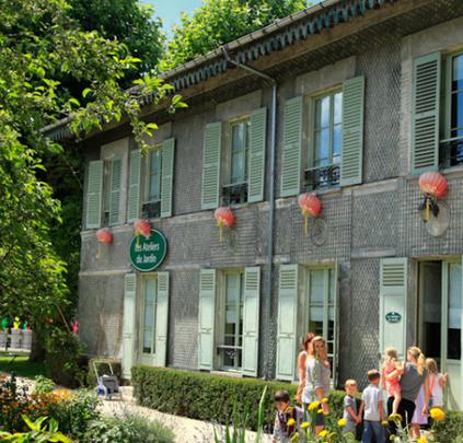 Anniversaire parfum bio au jardin - 4/10 ans - Paris 16è