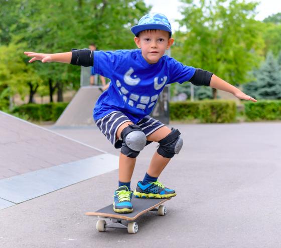 Anniversaire skateboard - 5/15 ans - Paris 14è