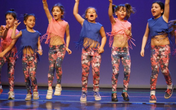 Anniversaire Studio danse 4/14 ans - Paris 16è