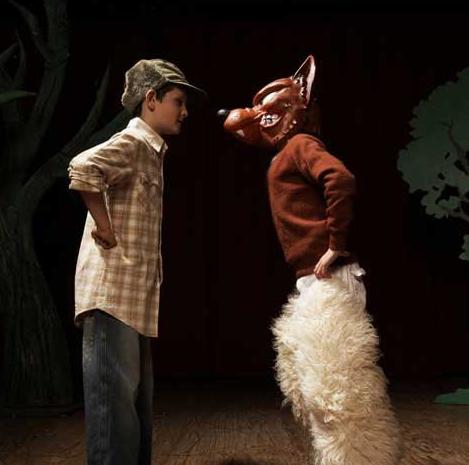 Anniversaire Théâtre à la maison - 5/10 ans