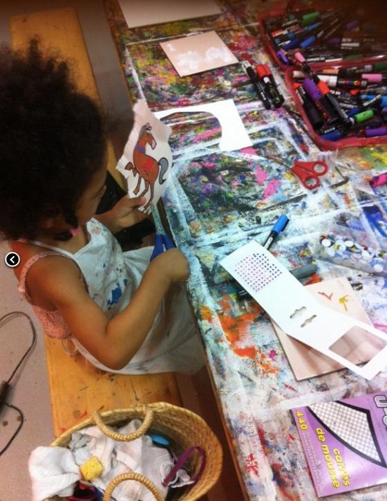 Arts Plastiques demi-journée 4/8ans - Toulouse 31