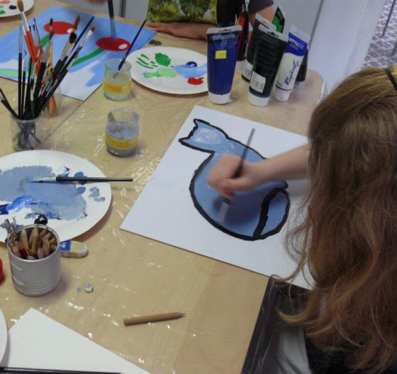 Arzazou ateliers créatifs 5/10 ans - Paris 14è