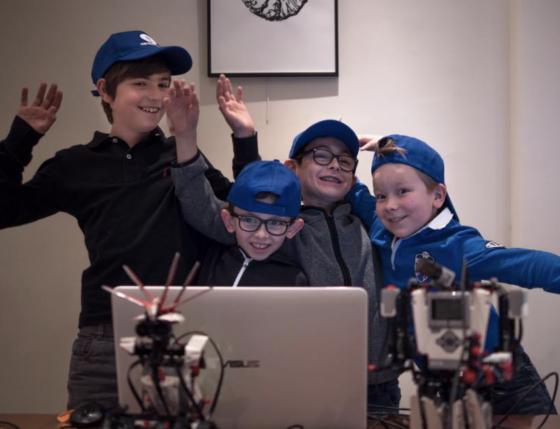 Atelier anniversaire Minecraft - 6/15 ans